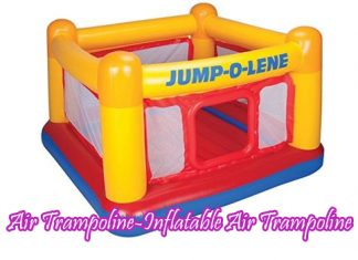 Air Trampoline-Inflatable Air Trampoline
