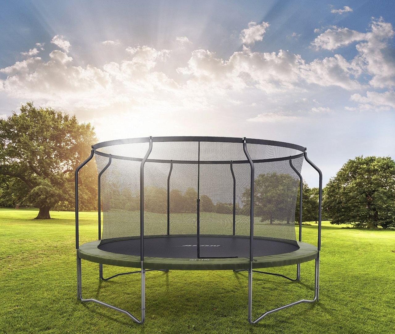 Online Buy Wholesale padding for trampoline from China