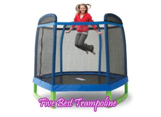 Five Best Trampoline
