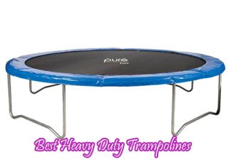 5 Best Heavy Duty Trampolines