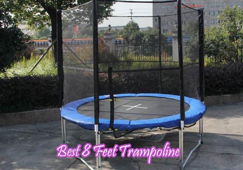 Best 8 Feet Trampoline