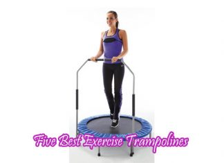 Five Best Exercise Trampolines