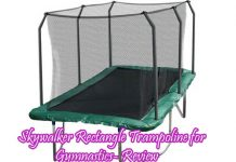 Skywalker Rectangle Trampoline for Gymnastics- Review