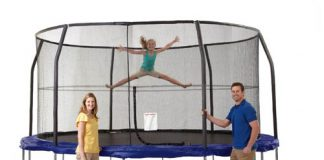 Jump king Trampoline-Review