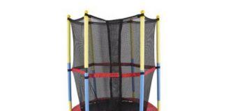 Best kids indoor trampoline