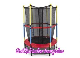 Best kids indoor trampoline