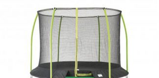 Five Best Outdoor Trampoline