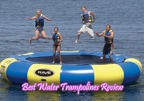 Best Water Trampolines Review