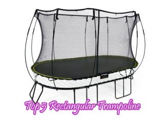 Top 5 Rectangular Trampoline