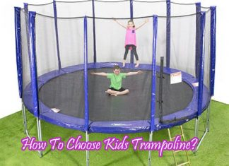 How To Choose Kids Trampoline