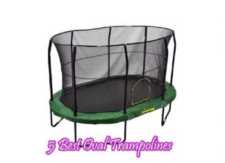 5 Best Oval Trampolines