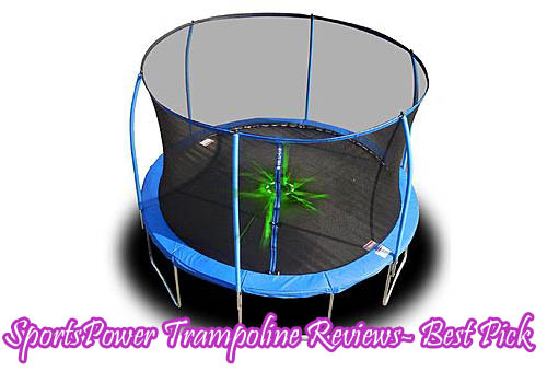 SportsPower Trampoline Reviews- Best Pick