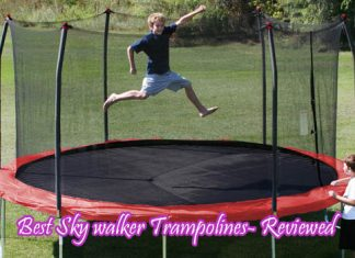 Best Sky walker Trampolines- Reviewed