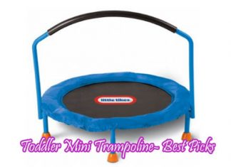 Toddler Mini Trampoline- Best Picks