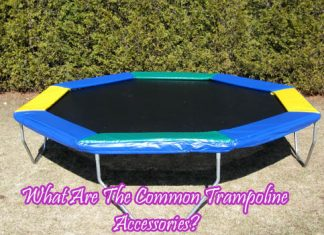 What Are The Common Trampoline Accessories