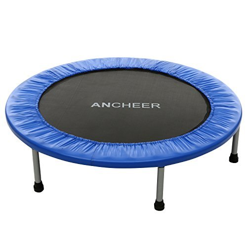 Softbounce And Hardbounce Mini Trampolines: Five Best Adult Trampoline