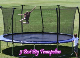 Best Big Trampoline