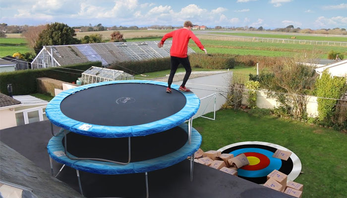 How To Clean Your Trampoline Trampolines Reviews